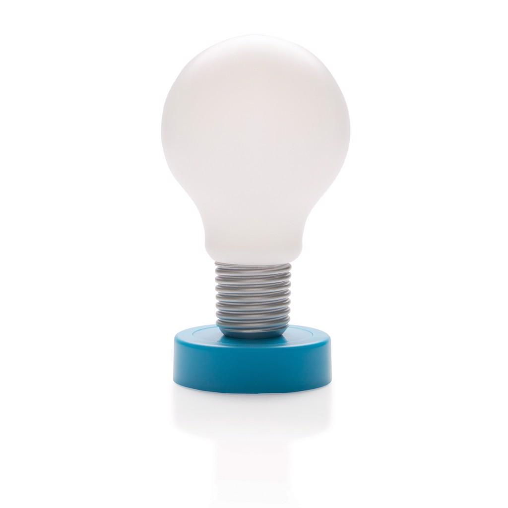 Dotykové světlo - Modrá / Bílá