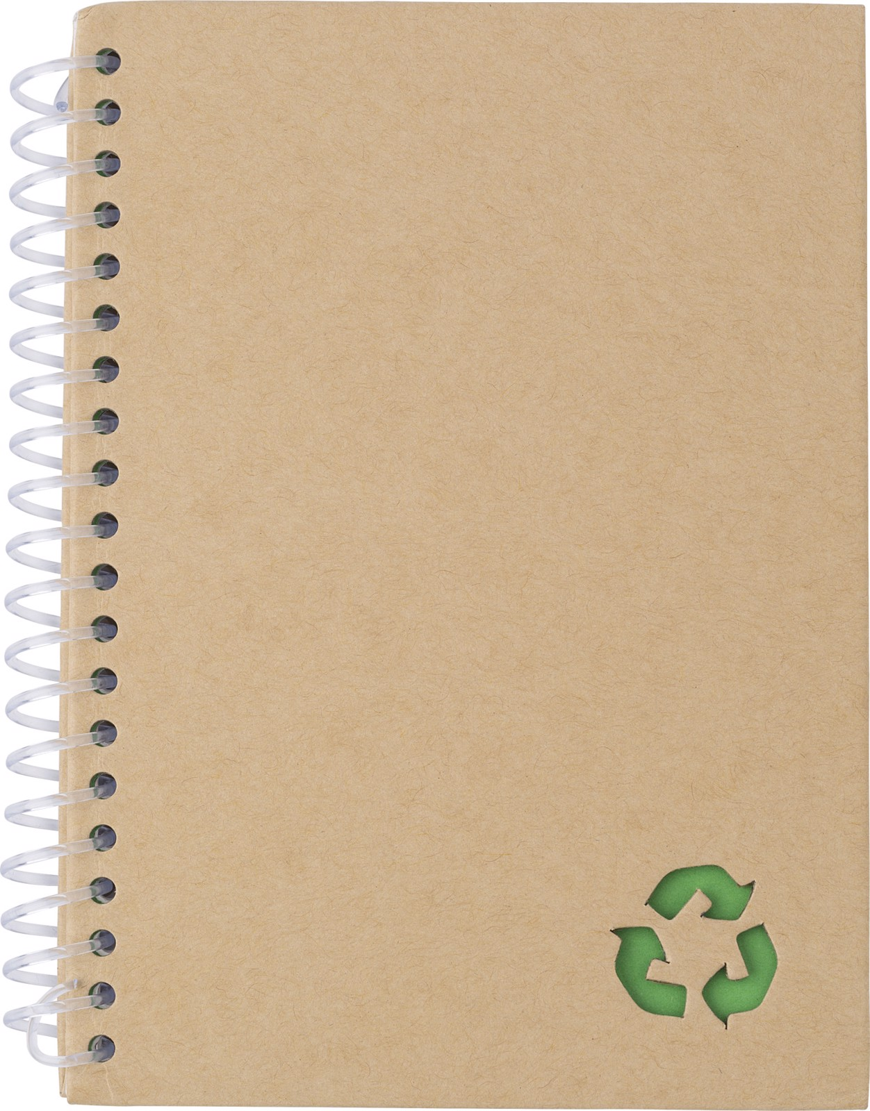 Cuaderno de papel de piedra - Green