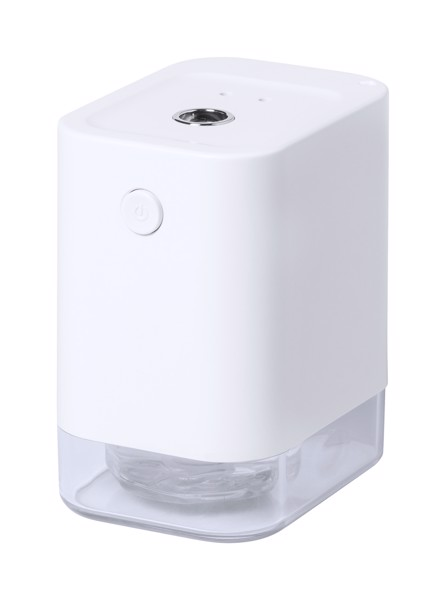 Hand Sanitizer Dispenser Bisnal - White