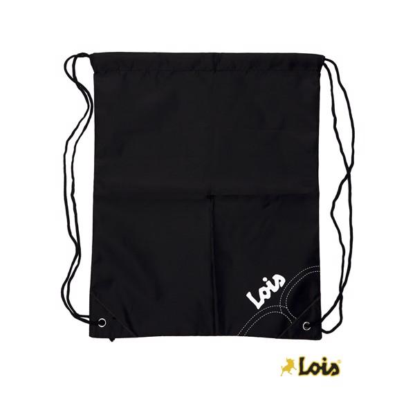 Drawstring Bag Hanaix - Black