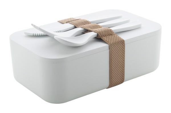 Pla Box Na Jídlo Planche - Bílá