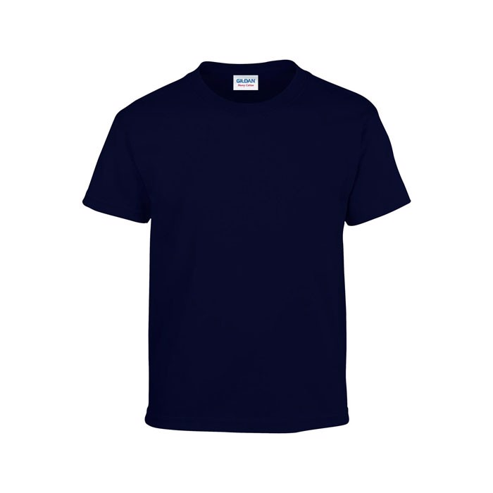 Youth t-shirt 185 g/m² Heavy Youth T-Shirt 5000B - Navy / XS