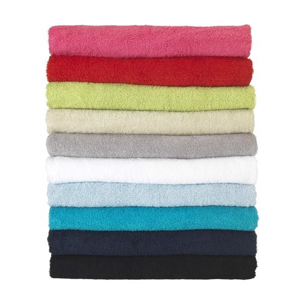 Solaine Deluxe Guest Towel 450 g/m² - Black