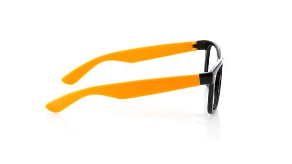 Gafas Sin Cristal Floid - Amarillo