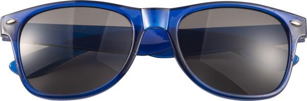 Sonnenbrille 'Shade' aus Acryl - Blue