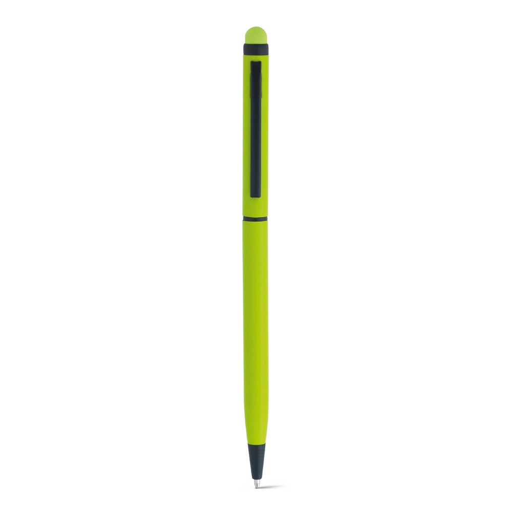 MIRO. Ball pen in aluminium - Light Green