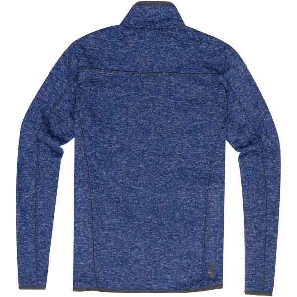 Tremblant knit jacket - Heather Blue / XXL