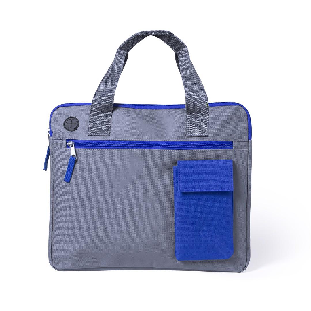 Document Bag Radson - Blue
