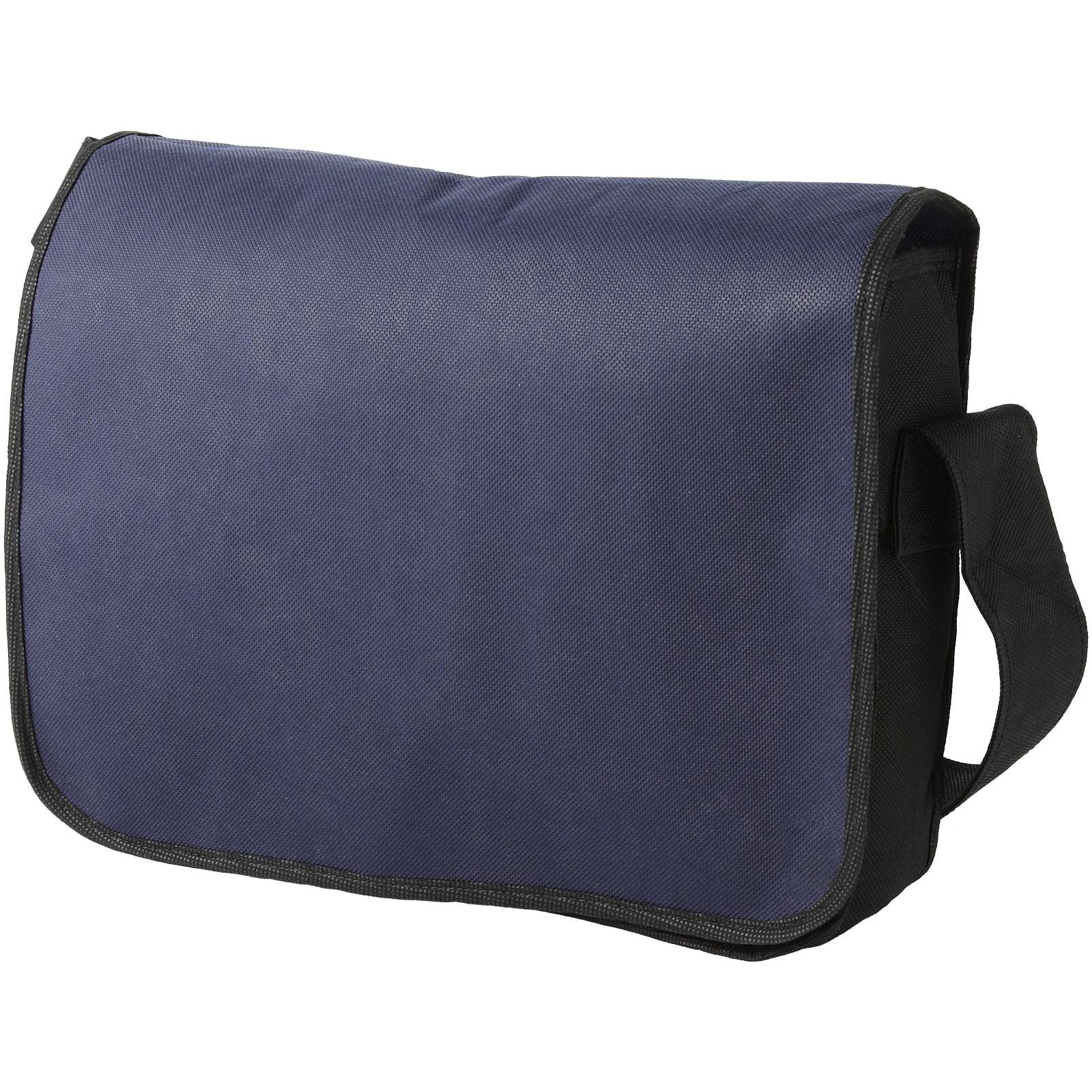 Mission messenger bag - Navy