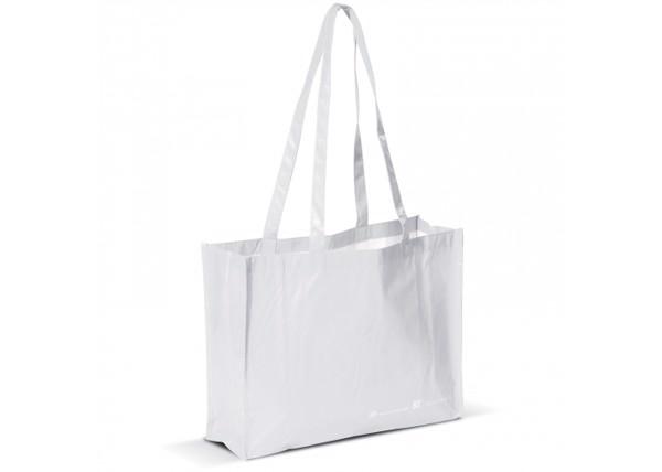 Shoulder bag PET - White