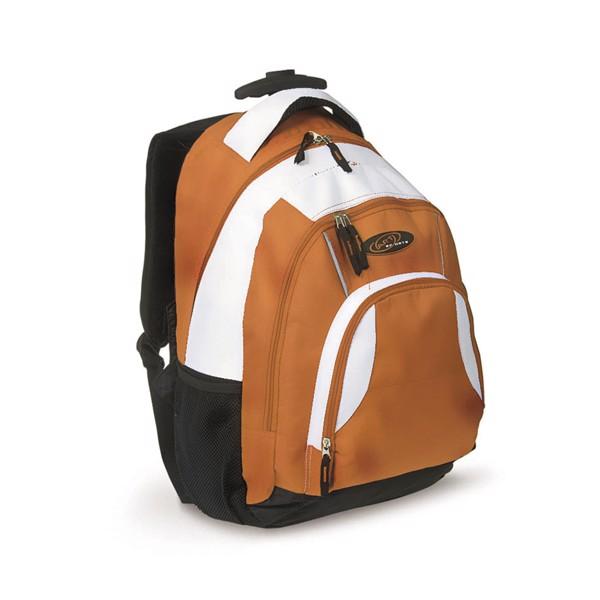 Trolley Backpack Fibri - Orange