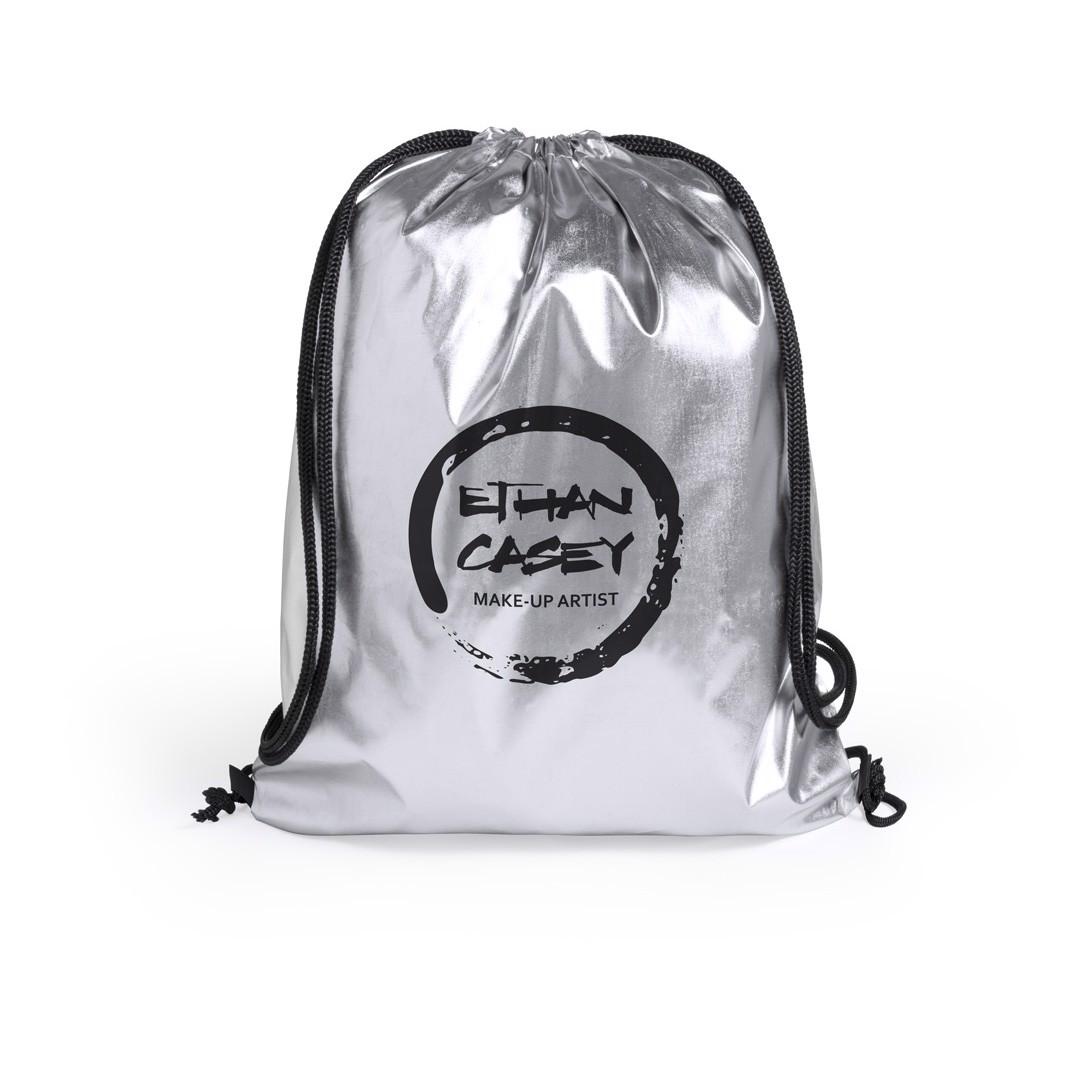 Drawstring Bag Alexin - Silver