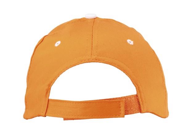 Gorra Five - Naranja