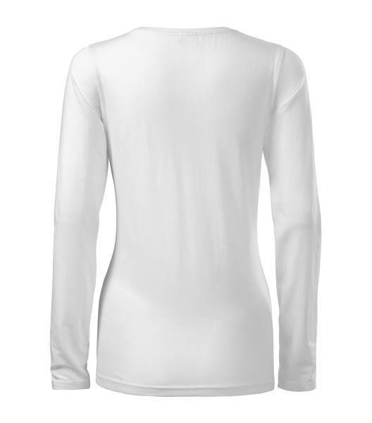 Triko dámské Malfini Slim - Bílá / XS