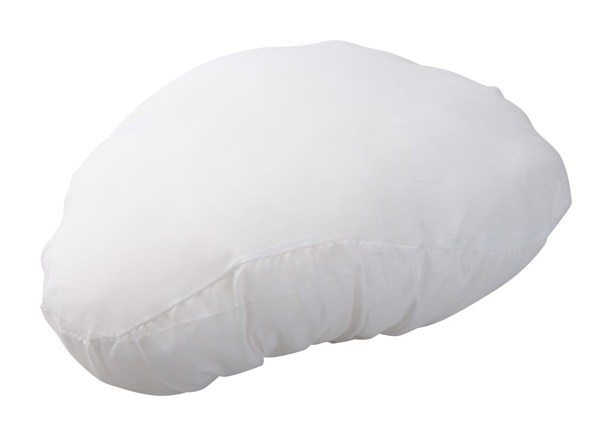 Bicycle Seat Cover Trax - White