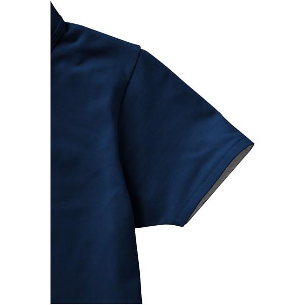 Hacker Poloshirt für Herren - Navy / Grau / XL
