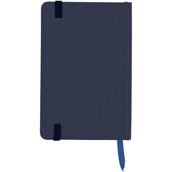 Classic A6 hard cover pocket notebook - Navy