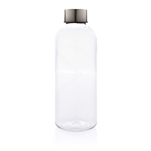 Nepropustná lahev s kovovým uzávěrem - Průhledné