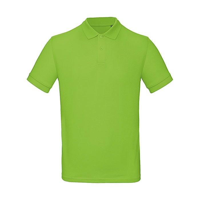 Polo men Poloshirt - Lime / M