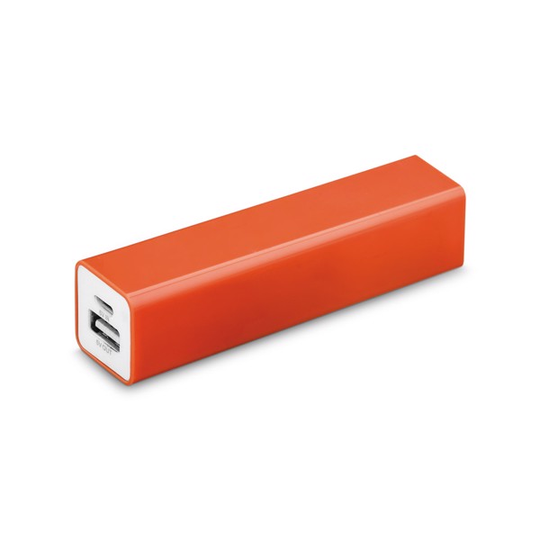 TESLA. Powerbank - Orange