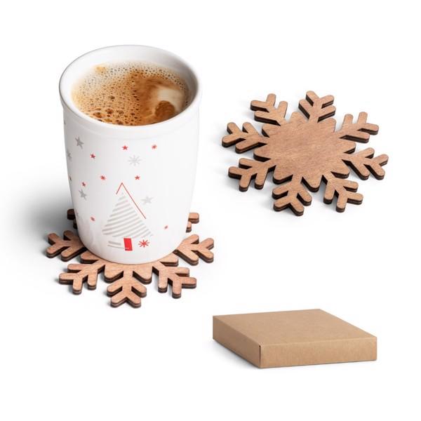 BASIL. Coasters