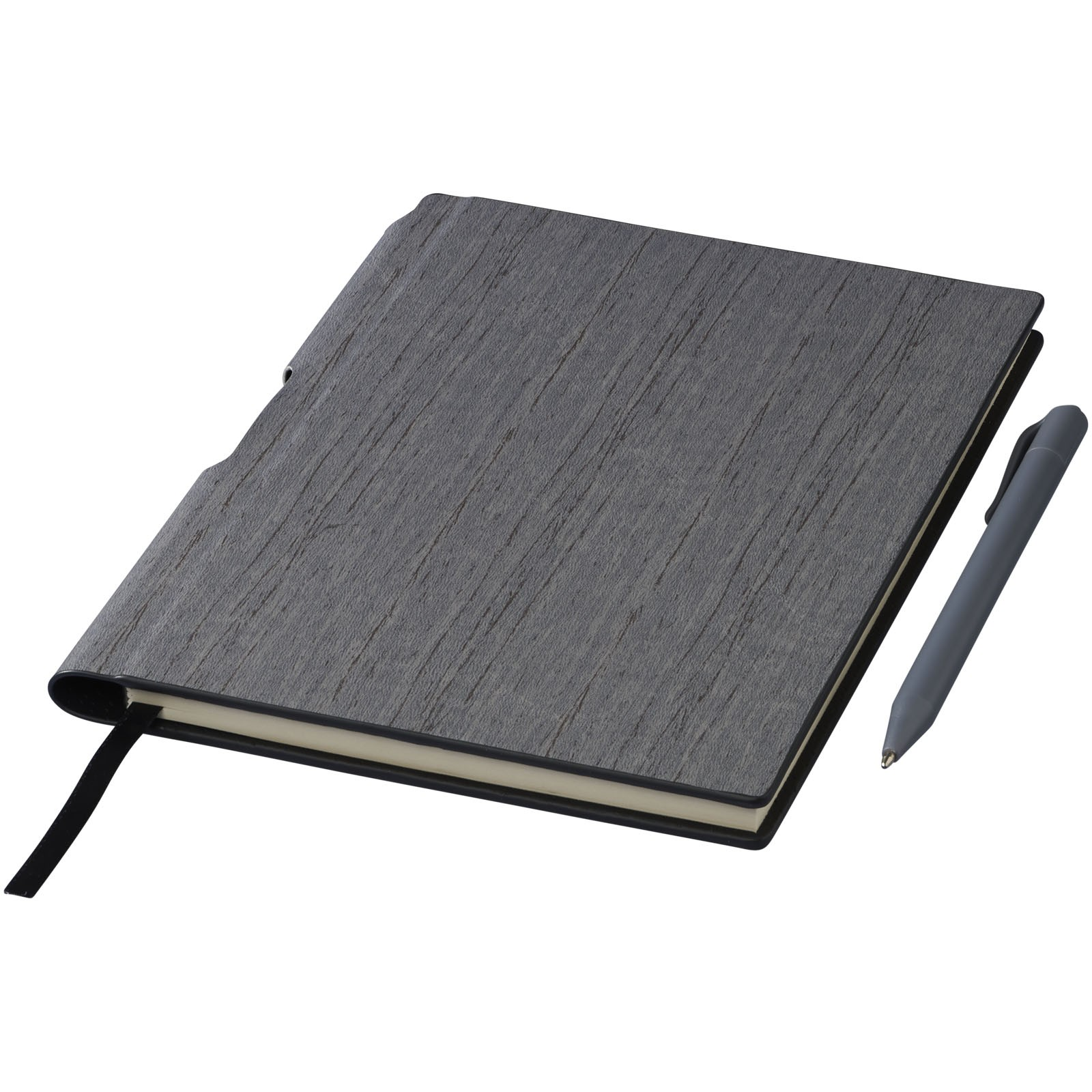 Bardi A5 hard cover notebook - Grey