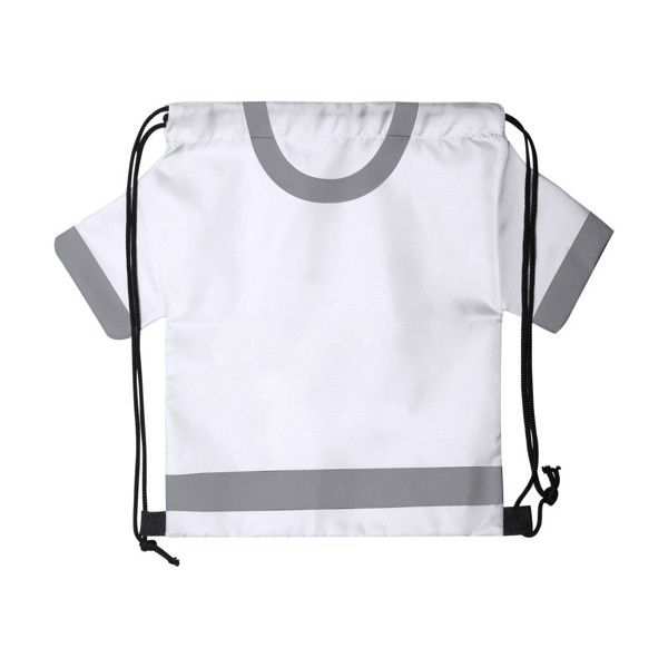 Drawstring Bag Trokyn - White