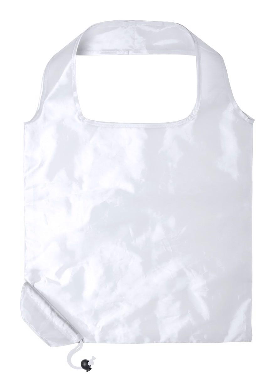 Foldable Shopping Bag Dayfan - White