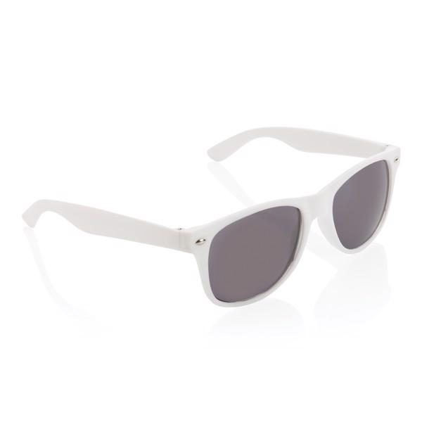 Gafas de sol UV 400 - Blanco / Negro