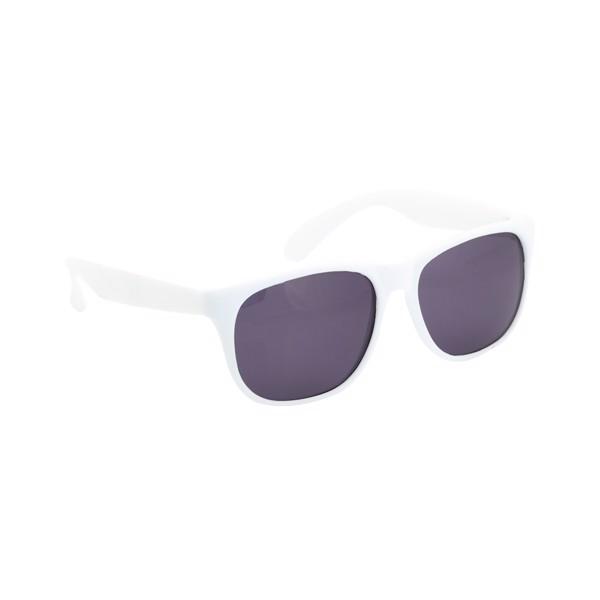 Sunglasses Malter - White
