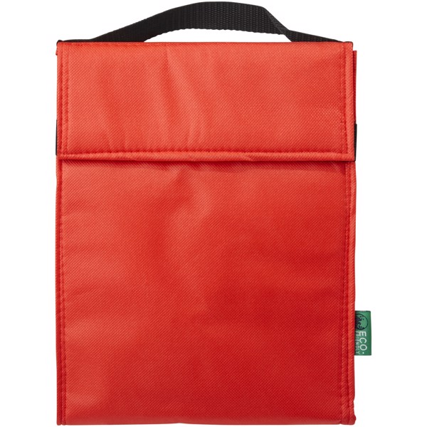 Triangle cooler bag - Red