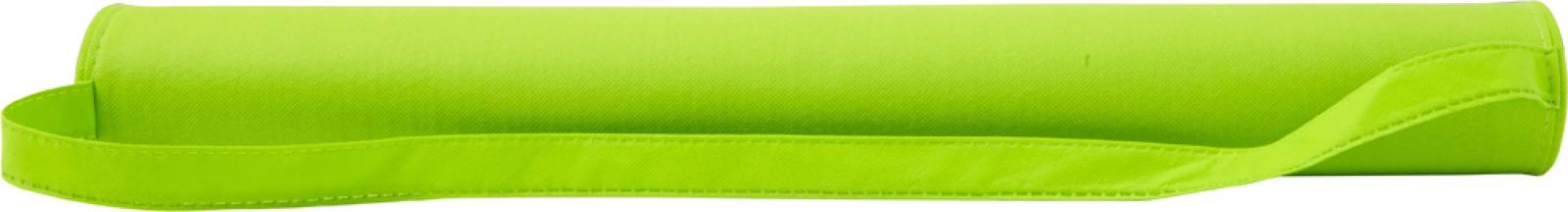 Nonwoven (80 gr/m²) beach mat - Lime