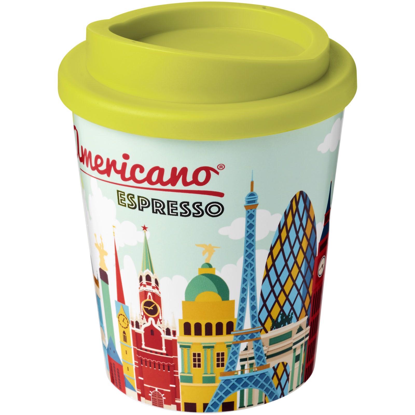 Termo hrnek Brite-Americano® espresso 250 ml - Limetka