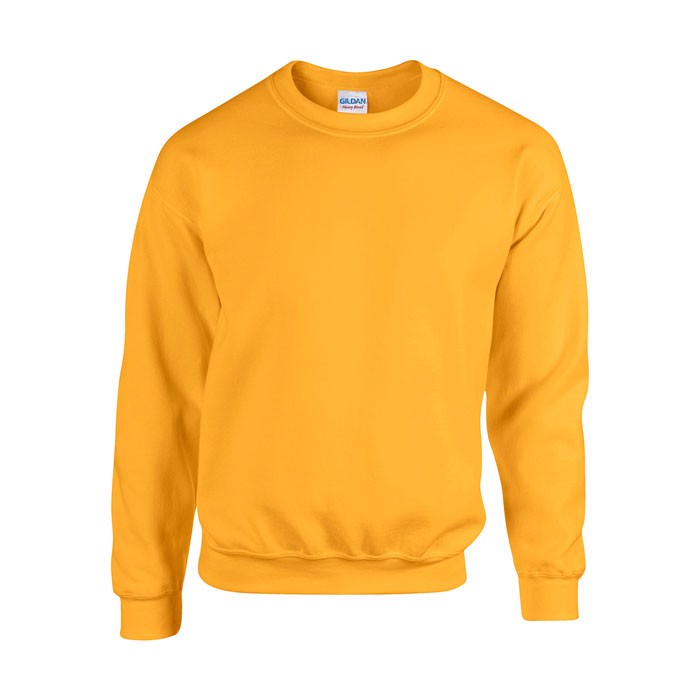 Unisex Bluza 255/270 g/m2 Heavy Blend Sweat 18000 - Dorado / S