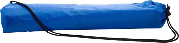 Polyester (600D) stool - Cobalt Blue