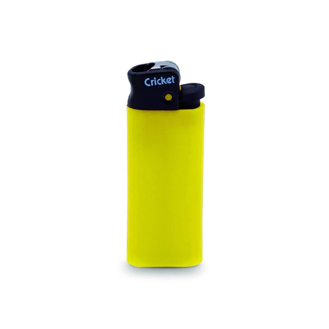 Isqueiro Minicricket - Amarelo