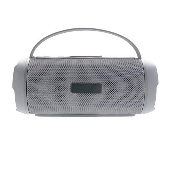 Voděodolný reproduktor Soundboom 6W - Šedá