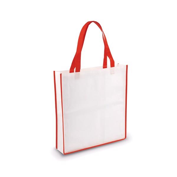 Bag Sorak - White / Red