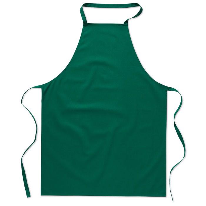 Kitchen apron in cotton Kitab - Green