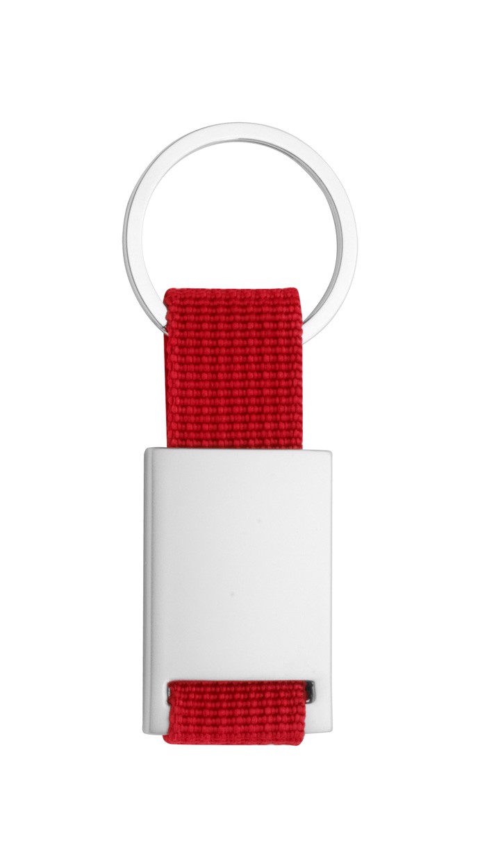 Přívěšek Na Klíče Yip - Červená