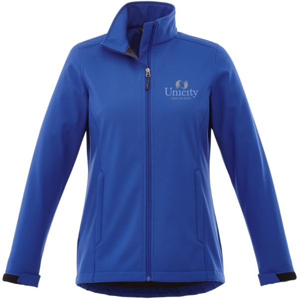 Maxson women's softshell jacket - Classic royal blue / S