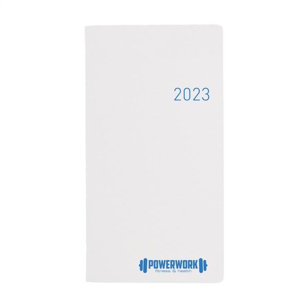 Euroselect diary - White