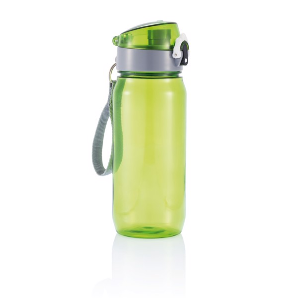 Tritan bottle - Green / Grey