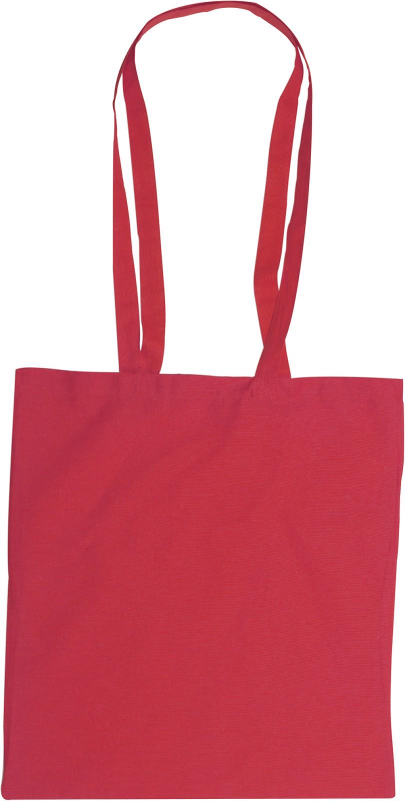 Cotton (110 gr/m²) bag - Red