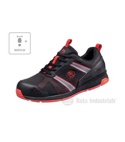 Low boots unisex Bataindustrials Bright 031 W
