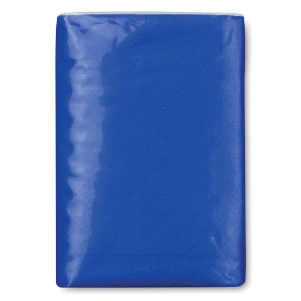 Mini chusteczki Sneezie - niebieski
