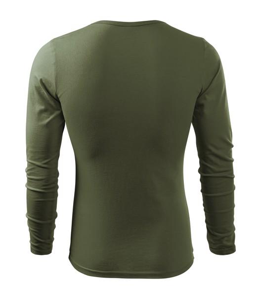 T-shirt men's Malfini Fit-T LS - Khaki / M