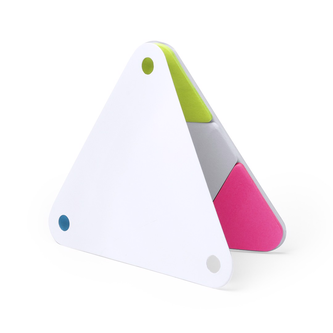 Sticky Notepad Ronux - White