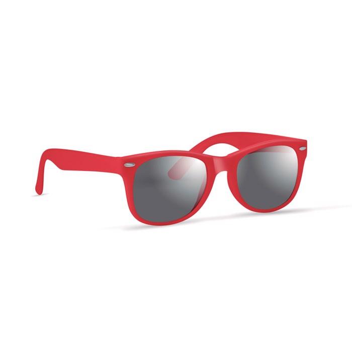 Sluneční brýle s UV ochranou America - red
