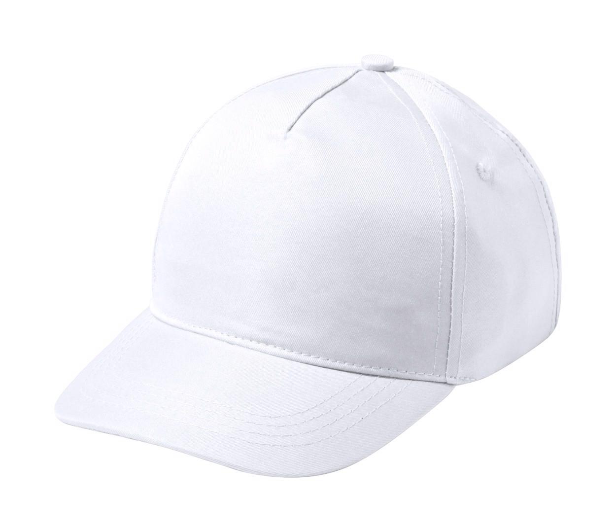 Baseball Cap Krox - White